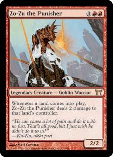 Zo-Zu the Punisher