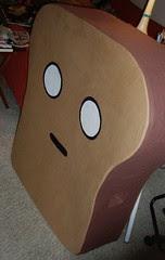 Mr Toast Costume