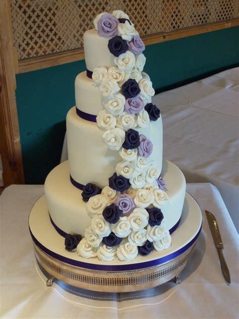Vanilla Cake Company   Wedding Cakes