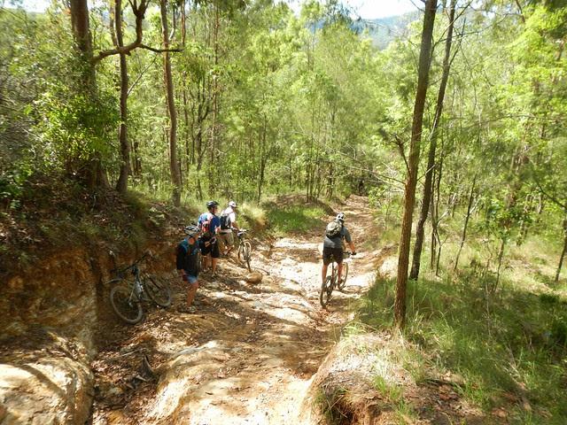 Porfiri Road Descent