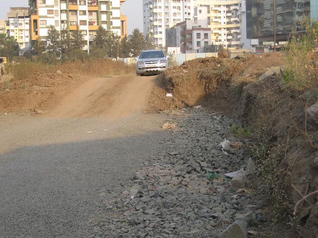 Way to Lohia Jain Group's Riddhi Siddhi, 2 BHK & 3 BHK Flats at Bavdhan Khurd, Pune 411 021