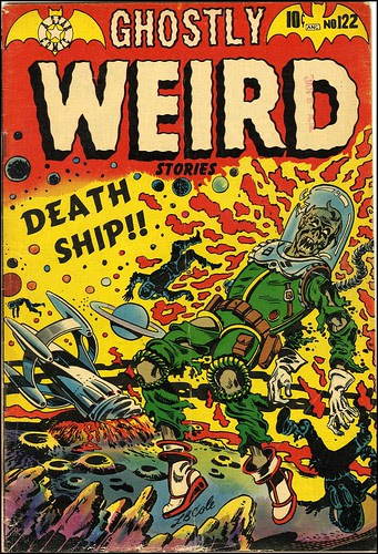 Ghostly Weird Stories #122