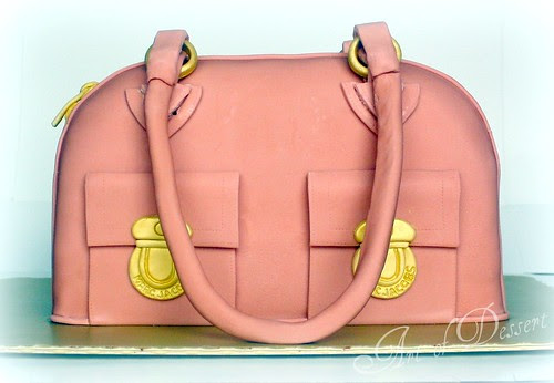 Marc Jacobs Blake Bag Cake