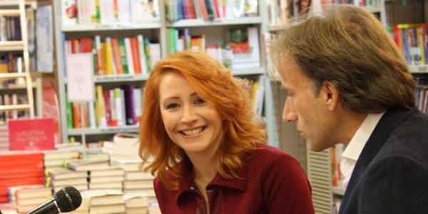 """Simona Teodori presenta """"Figlie di Eva"""" in un'intervista"""