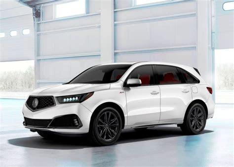 acura mdx redesign overview interior vehicle