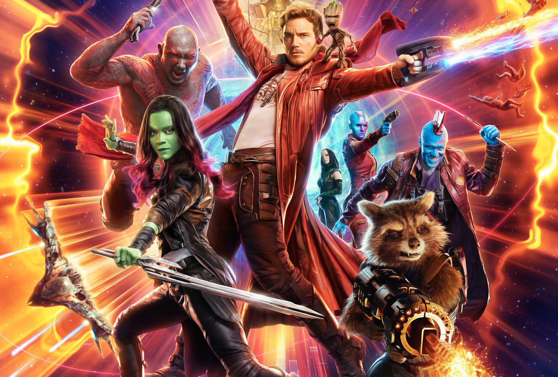 Guardians Of The Galaxy 2 Wallpaper Hd