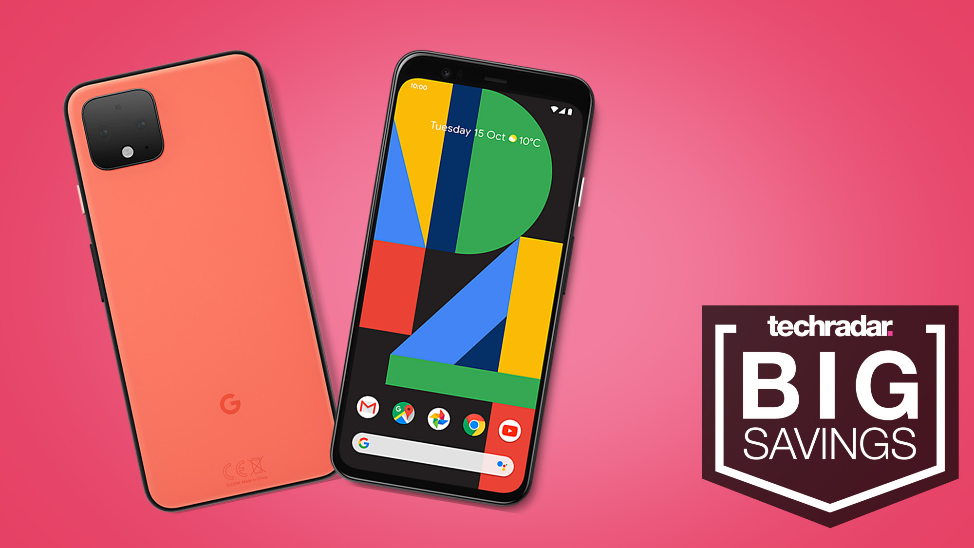 Don't miss out on this exceptional Google Pixel 4 deal and free gift that ends tonight