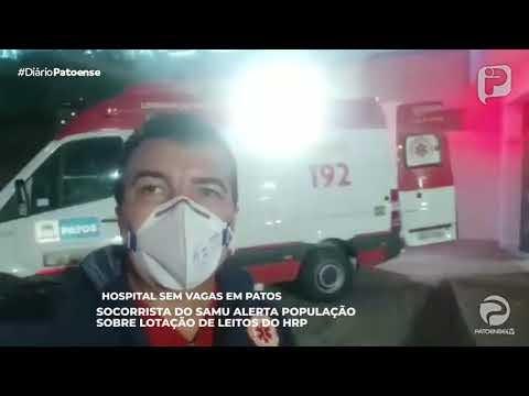 Radialista e condutor do SAMU grava vídeo e alerta população