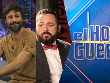 Hugo Silva y Pepón Nieto se divertirán en 'El Hormiguero 3.0'
