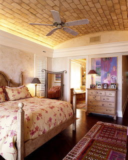 Island Home traditional bedroom