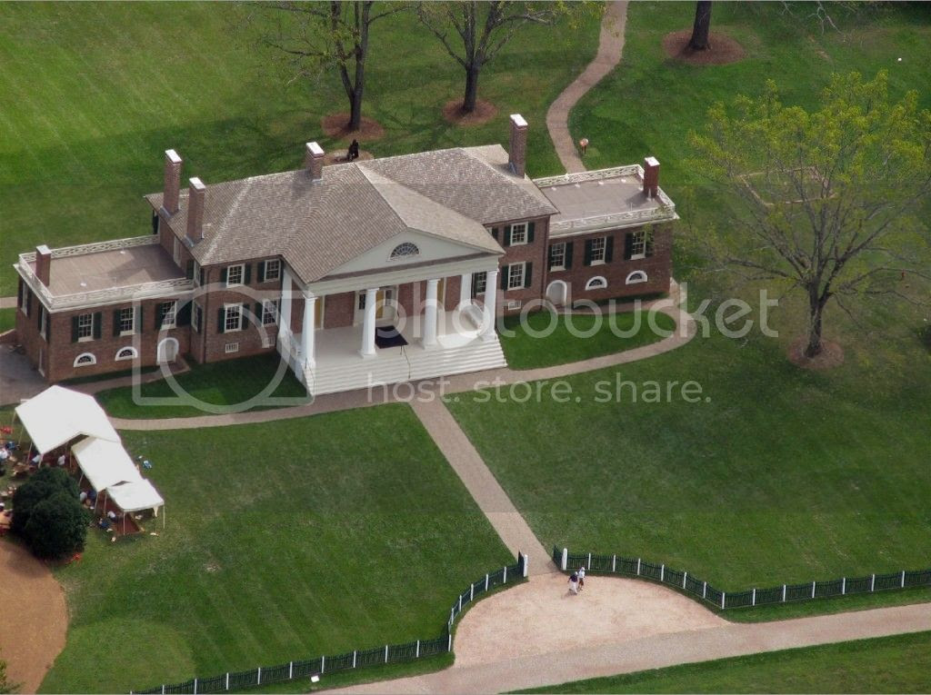 home of Nelly Conway Madison and U.S. President James Madison