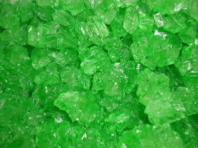 Green Rock Candy- Lime
