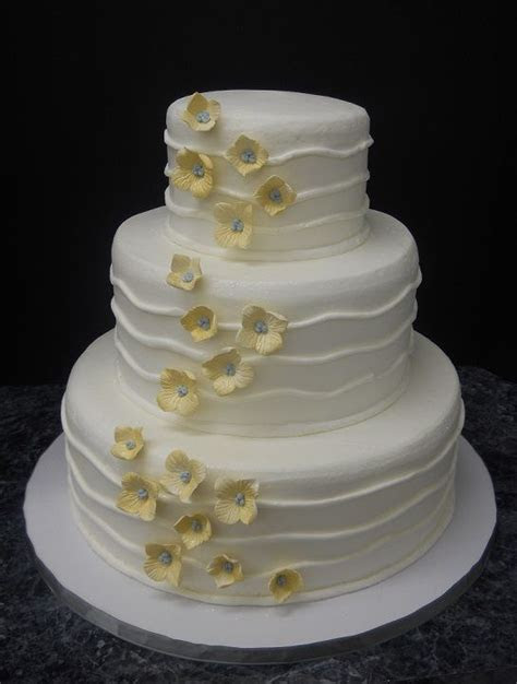 17 Best images about Wedding Cakes on Pinterest   Simple