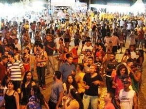 Foliões (Foto: Prefeitura/Divulgação)