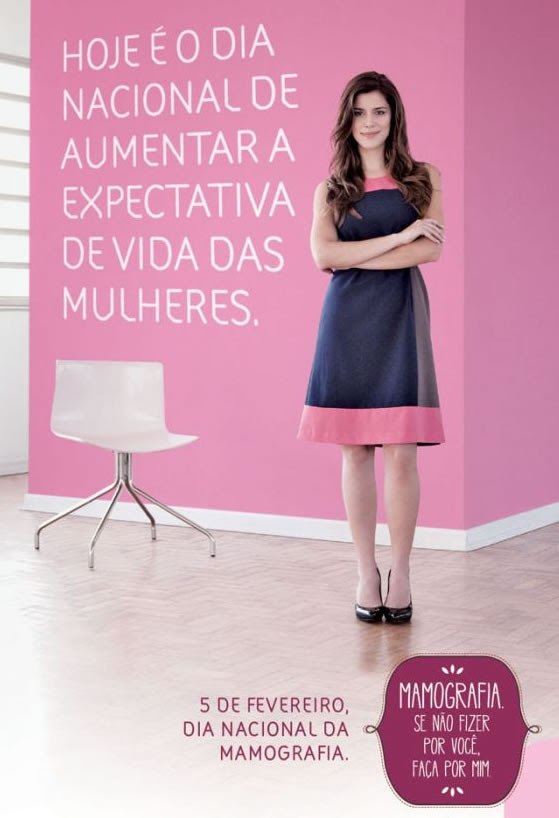 Dia Nacional da Mamografia Imagem 5