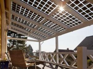 Si Module zeigt auf der Getec 2016 Doppelglasmodule für Terrassendächer und Wintergärten / pressebild