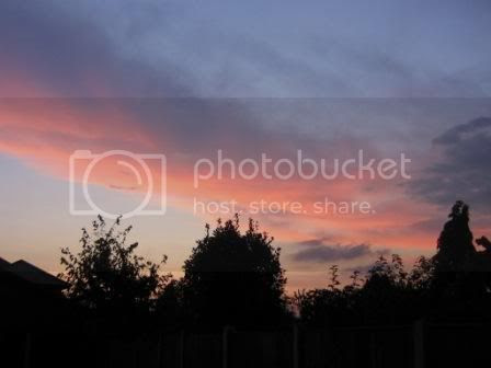 Photoby Rullsenberg: Sunset over Stapleford