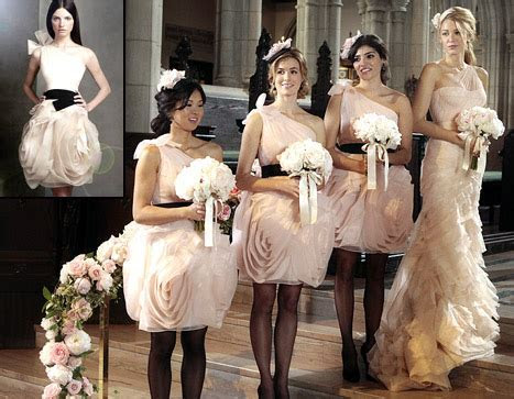 Dream Wedding Girls: Gossip Girl's Wedding Styles & Blake