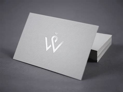 White Weddings Business Card by Euan McConchie on Dribbble