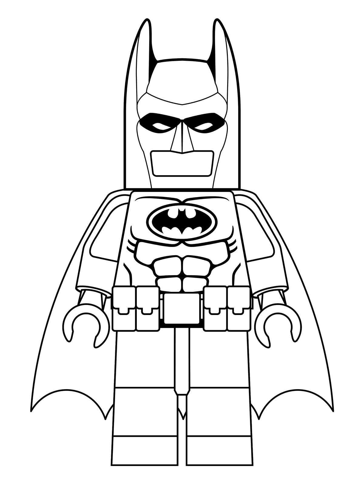Lego Batman Drawing At Getdrawingscom Free For Personal Use Lego