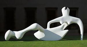 Henry Moore, Reclining Figure, 1951, Fitzwilli...
