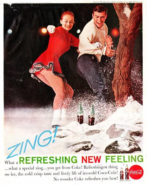 1961 Coke Ad