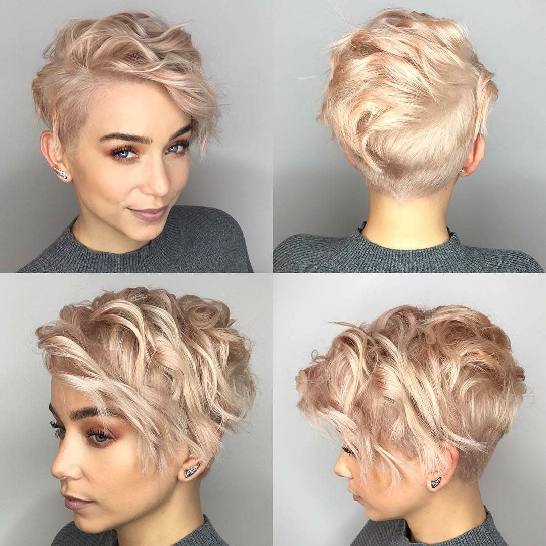 Current Short Hairstyles For Fine Hair Hairstyle Guides