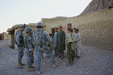 Why China Needs the US in Afghanistan
