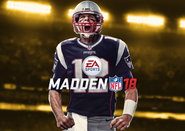 Tom Brady named EA Sports Madden NFL 18 Cover Athlete  Invision Game Community
