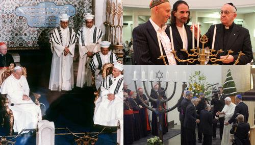 La herejía del Vaticano II sobre los judíos