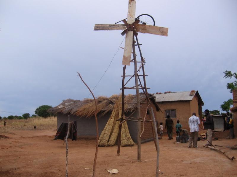 kamkwamba windmill
