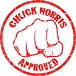 chuck norris linux approved