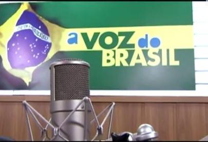 Resultado de imagem para programa a voz do brasil
