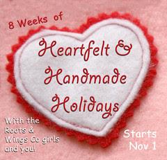 Heartfelt and Handmade Holidays