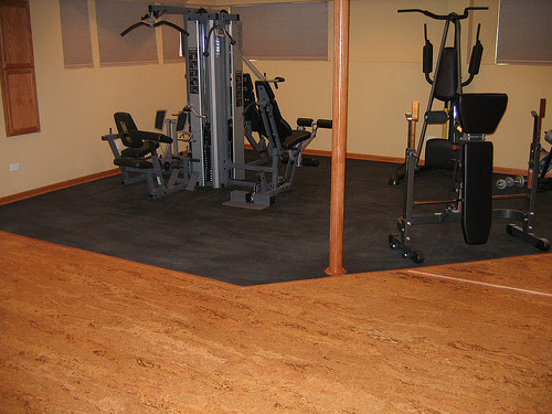 Cork Flooring Pictures | Examples of Cork Flooring Installations