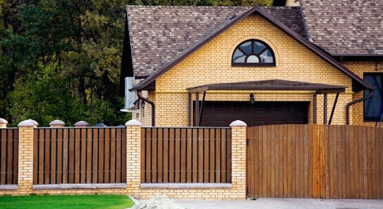 16 Amazing Wooden Fence Design Ideas Evercoolhomes
