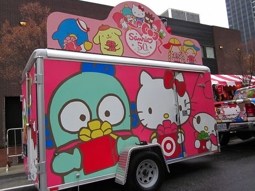 Sanrio Pop Up Shop 4