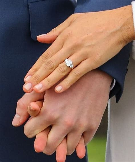 Meghan Markle?s engagement ring from Prince Harry