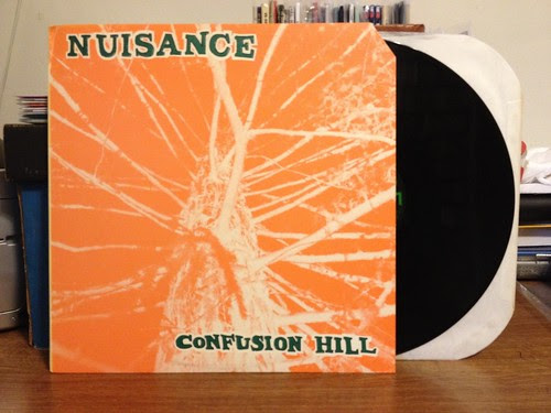 Nuisance - Confusion Hill LP by Tim PopKid