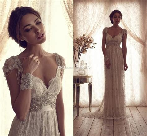 Cheap 2016 Vintage Wedding Dress Long Sheath Off Shoulder