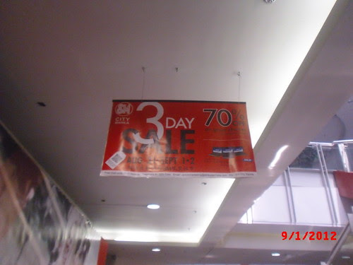 SM City Manila 3 Day Sale KNT 3