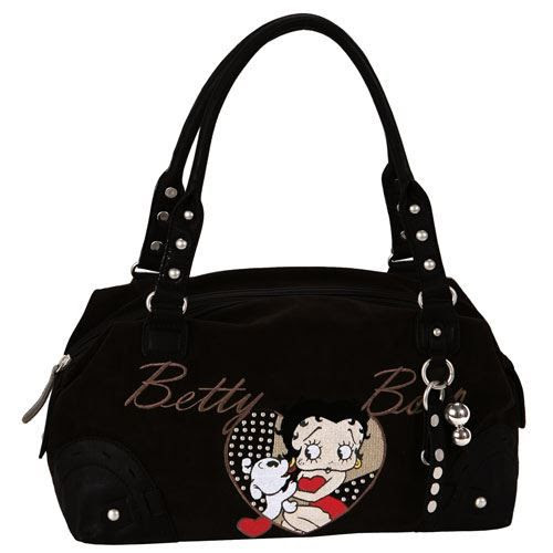 7c5f1ac0e8 Sac A Main Betty Boop - Melissa G. Bishop Blog