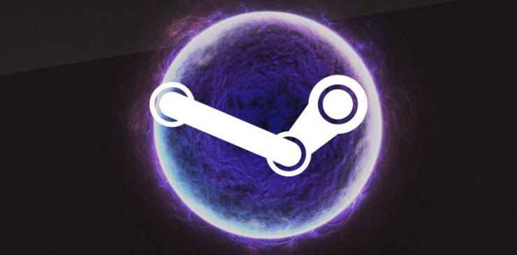 Steam logo portada
