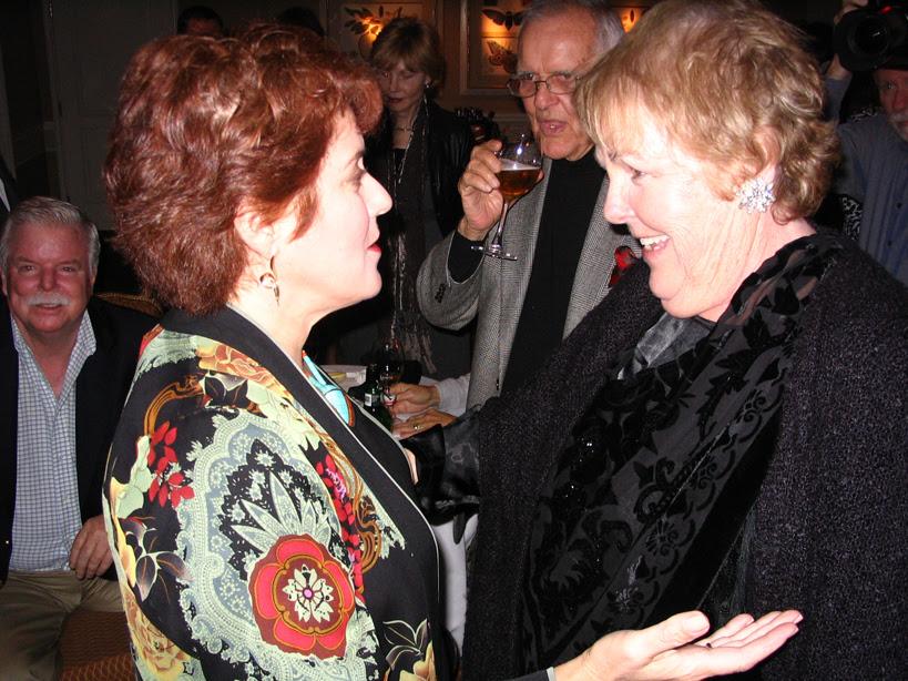 Judy Kaye and Mary Jo Catlett