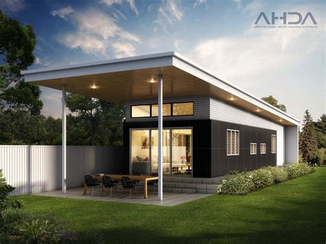 granny flat architectural house designs australia