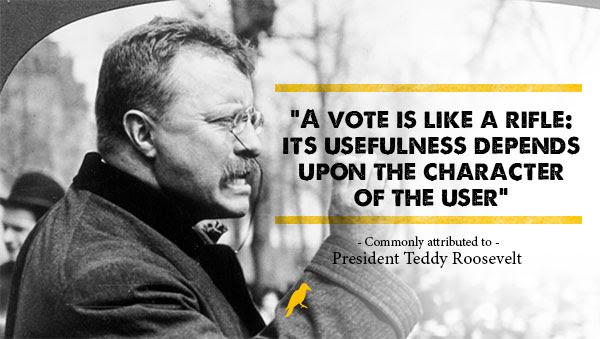 Encourage Voting Quotes. QuotesGram