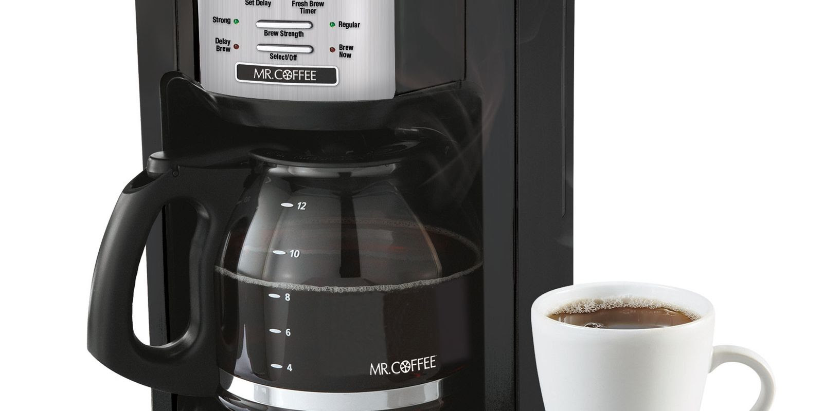 Mr. Coffee 12-Cup Programmable Coffeemaker #BVMC-EHX23 Review