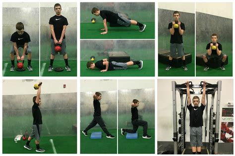 fitness pollenator  basic movements  young athlete