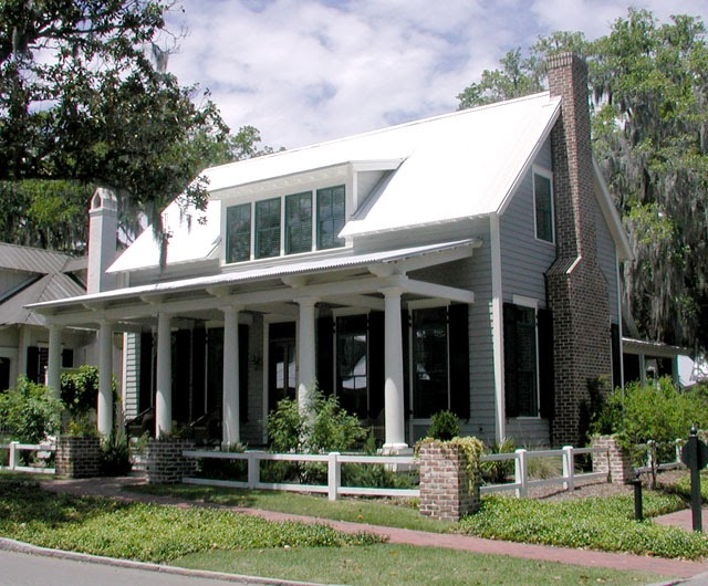 Low country cottages house plans best home decoration for Low country house plan