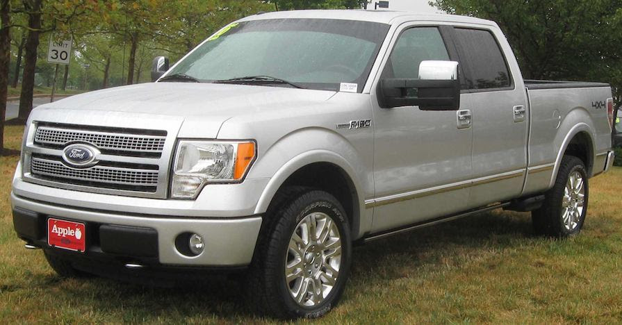 2009 2014 Ford F 150 Common Problems Guide Napa Know How